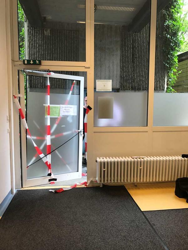 Neubau & Modernisierung automatischer Türsysteme
